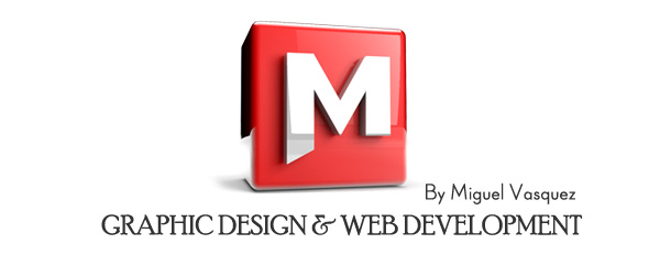Miguel Vasquez - Web Design and Development